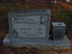 Mattie Ilene <i>Calloway</i> Baker