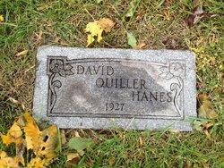 David Quiller Hanes