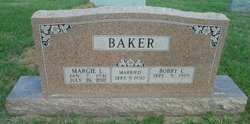 Margie Lee <i>Walters</i> Baker