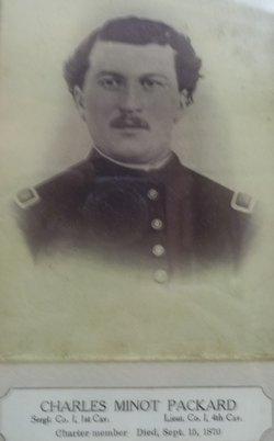 Charles Minot Packard