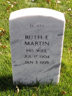 Ruth E Martin