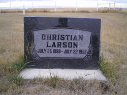 Christian C. Larson