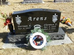 Clarence Frank Arens