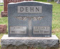 Lillian Elizabeth <i>Vance</i> Dehn