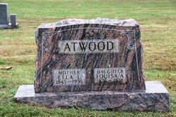 Elnora A. Ella <i>Robertson</i> Atwood