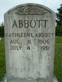 Kathleen L. <i>Butler</i> Abbott