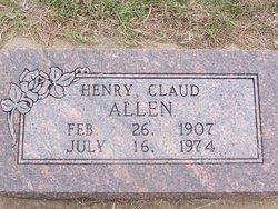 Henry Claud Allen