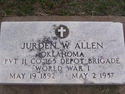 Jurden Wilburn Allen