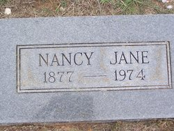 Nancy Jane <i>Phillips</i> Graham