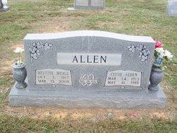 Clyde Alden Allen