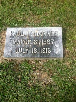 Paul T. Hanger