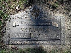 Albert R <i>Roy</i> McKinnon