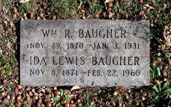 Ida <i>Lewis</i> Baugher