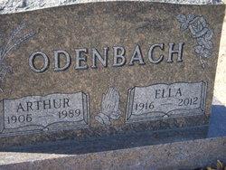 Arthur Calvin Odenbach