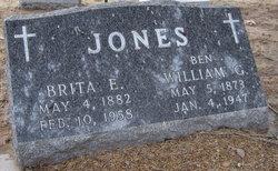 Brita E Jones