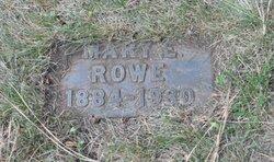 Mary E Rowe