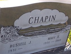 Mary E. Chapin