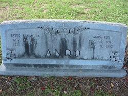 Tayko <i>Kawamura</i> Ando