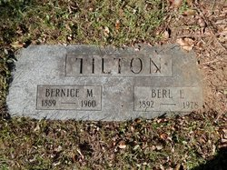 Berl Elgin Tilton