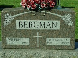 Juliana A. Bergman