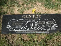 Dan Oliver Gentry