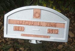Arthur J King