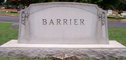 Henry Albert Barrier