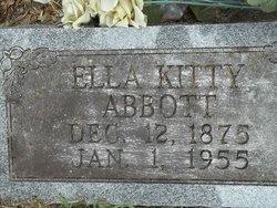 Ella Kitty Abbott