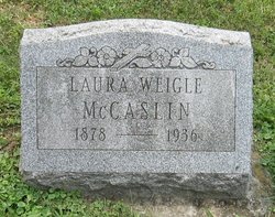 Laura Belle <i>Weigle</i> McCaslin