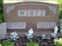 Margaret Sharon <i>Fielder</i> Mayer Wirtz