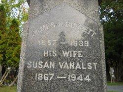 Susan <i>VanAlst</i> Burnett
