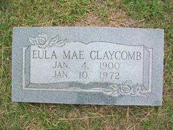 Eula Mae <i>Rodgers</i> Claycomb