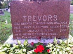 Janice Ruth <i>Trevors</i> Allen