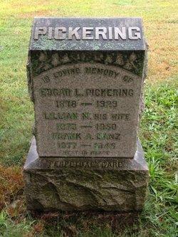 Lillian M <i>Danz</i> Pickering