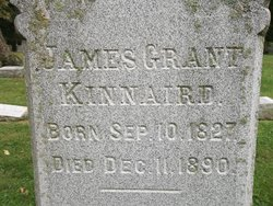 James Grant Kinnaird