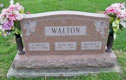 F. Louise Walton