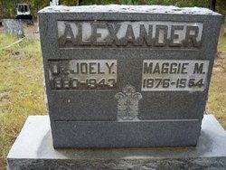 Maggie May <i>Stone</i> Alexander