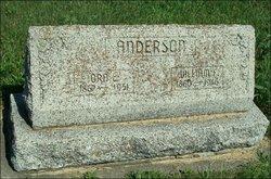 Ora E. <i>Beck</i> Anderson