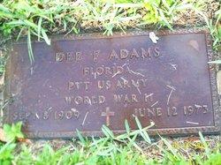 Dee F. Adams