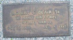 Robert G. Blair, Sr