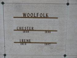 Chester Woolfolk
