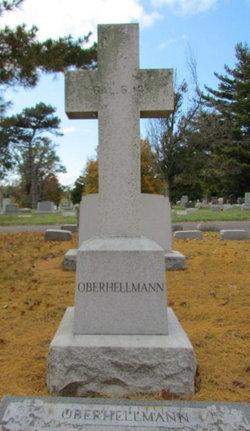 Rev Theodore Oberhellmann