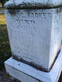 Jane H. <i>Gray</i> Barker
