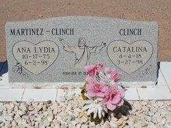 Ana Lydia <i>Martinez</i> Clinch