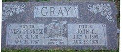 John C Gray