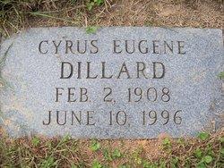 Cyrus Eugene Dillard