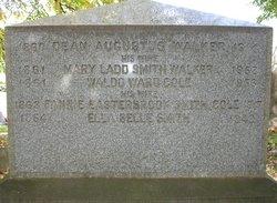 Mary Ladd <i>Smith</i> Walker