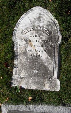 Elizabeth <i>Woodbury</i> Foster