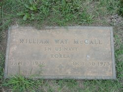 William Way McCall