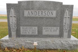 Margery A. <i>Anderson</i> Anderson